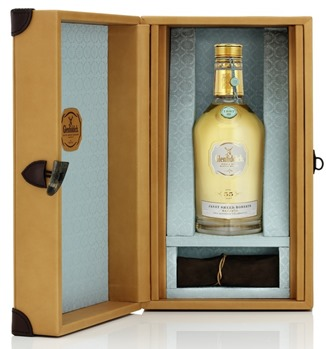 Glenfiddich Janet Sheed Roberts Reserve, 55 year old whisky