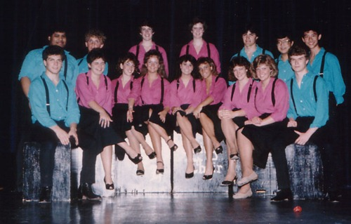 Woodbury High School Swing Choir 1985