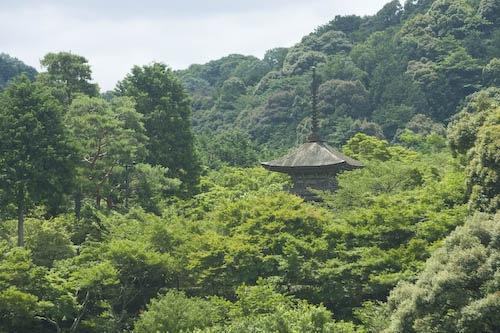 View at Kiyomizu
