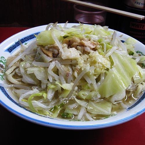 Ramen Jirou bowl.