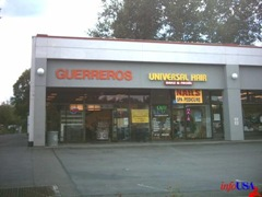Guerrero's store front