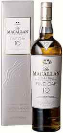 The Macallan Fine Oak - 10 Years Old