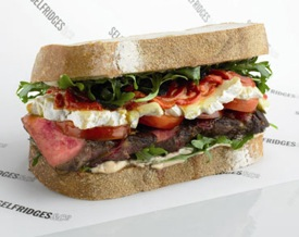 The World's Most Expensive Sandwich
