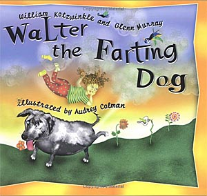 Walter the Farting Dog book cover