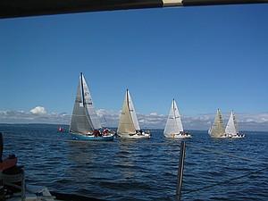 San Juan 24's at the start