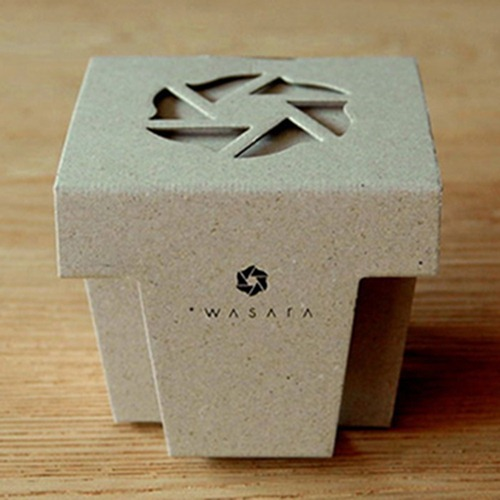 Wasara packaging